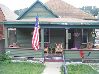Charming Main Street Bungalow, Lead, SD - Lead vacation rentals
