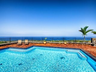 Luxury home with stunning ocean view private Pool - Kailua-Kona vacation rentals