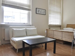 Family Studio Marble Arch sleeps 3 people - London vacation rentals