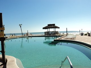 Ocean Front $55/night Hawaiian Inn Resort #135 - Daytona Beach vacation rentals