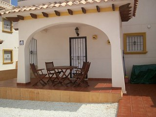 Luxury 3 bedroom Villa for rent sleeps 6+sofas. - Cabo Roig vacation rentals