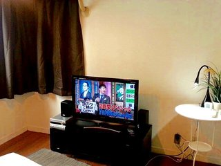 WONDERFUL LOCATION12 MOBILE WI FI FREE - Shinjuku vacation rentals