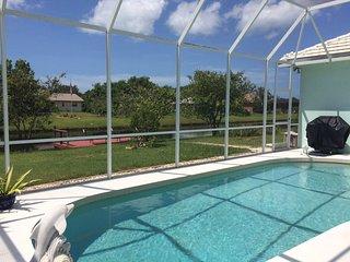 Villa Riposa.Fantastic home on canal, just perfect - Rotonda West vacation rentals