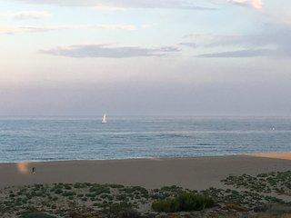 Beau T1 cabine vue imprenable mer et montagne - Port Leucate vacation rentals
