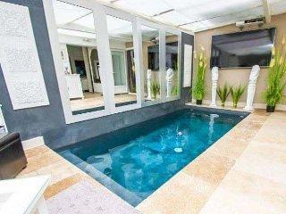 Villa Bianca ( chambre vue piscine) - Gujan-Mestras vacation rentals
