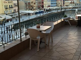 Suite with sea view in the heart of Chania Town - Chania vacation rentals