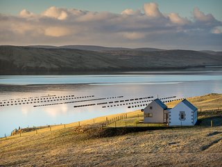 Muckle Roe Chapel | Shetland self-catering cottage - Muckle Roe vacation rentals