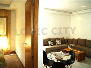 Marvelous 1 bedroom apartment in Casablanca - Casablanca vacation rentals