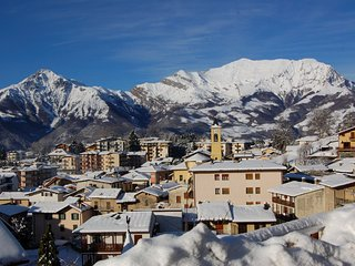 Ideal for nature lovers,snow, walking,climbing,SKI - Moggio vacation rentals