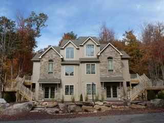 Five Bedroom  Home in Ski and Lake Community - Lake Harmony vacation rentals