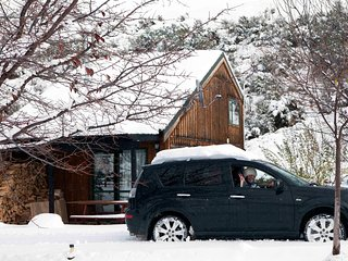 Perfect Chalet with Housekeeping Included and Fireplace - Cardrona vacation rentals