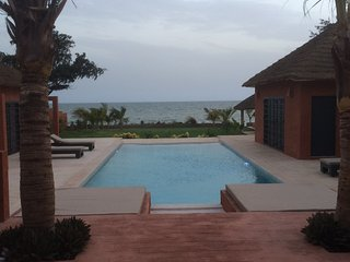 Bright 4 bedroom Saly House with Internet Access - Saly vacation rentals