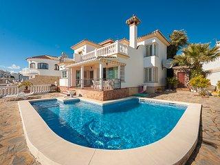 Villa Blanca de Riviera- One step to Beach - Sitio de Calahonda vacation rentals