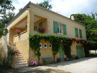 Gîte 3*** au coeur du Périgord - Saint-Avit-Senieur vacation rentals