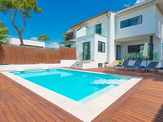 MANTONIA - Villa for 8 people in CAN PICAFORT - Ca'n Picafort vacation rentals