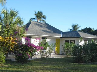 Charming Villa with Internet Access and A/C - Treasure Cay vacation rentals