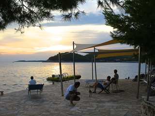 Paradies direkt am Meer-kl. Studio für 2 Personen - Blato vacation rentals