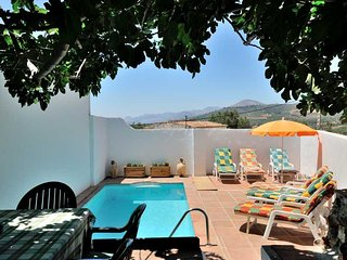 Charming traditional country house stunning views, private pool and BBQ - Alcaucin vacation rentals