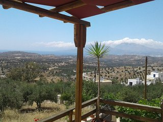 1 bedroom House with A/C in Listaros - Listaros vacation rentals