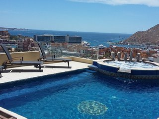 Pedregal Detached Villa carved on a cliff WOW view - Cabo San Lucas vacation rentals