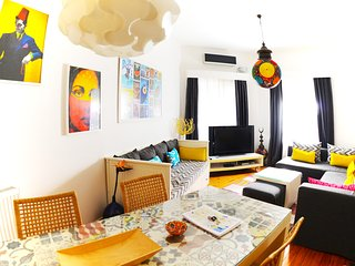 CHARMING APT CITY CENTER TAKSIM - Istanbul vacation rentals