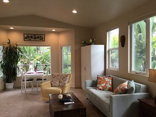 Paradise Garden Spacious Studio - Santa Barbara vacation rentals