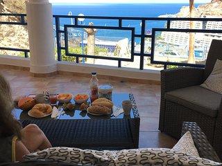 Gran canaria vue sur mer superbe appartement - Taurito vacation rentals