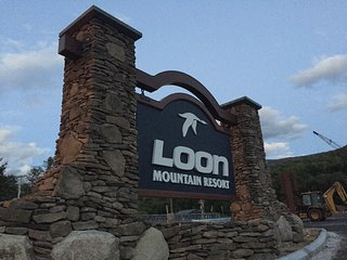 Lincoln, NH townhouse with Loon Mountain view - Lincoln vacation rentals