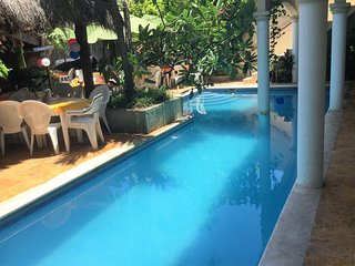 Soggy Peso Bed & Cocktail - Poolside Rooms - Isla Mujeres vacation rentals