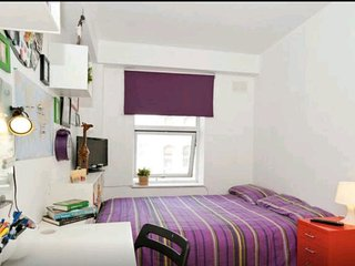 Double bedroom: Temple Bar and Guinness Factory - Dublin vacation rentals