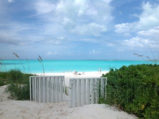 Beach Villa steps from the turquoise Carribean - Treasure Cay vacation rentals