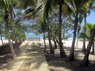 Villa Coco, directly on a fine white Beach - Punta Rucia vacation rentals