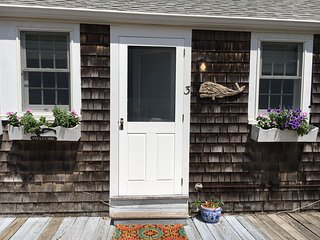 Sweet East End Cottage One Block from Beach - Provincetown vacation rentals