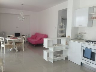 Beach 5 minutes walk only 2 bedrooms huge balcony - Kyrenia vacation rentals