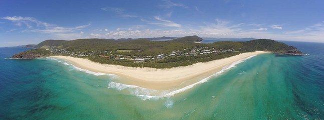 CHAPULTEPEC (weekly )  66 Boomerang Drive Boomerang Beach - Image 1 - Blueys Beach - rentals