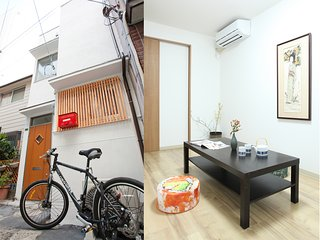 Osaka sta3min 6beds 40m²3rooms wifi Private house - Osaka vacation rentals