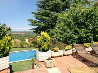 House in Catalonia with swimming pool - Ribes de Freser vacation rentals