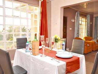 Beautiful 3 bedroom Bungalow in Kakamega - Kakamega vacation rentals