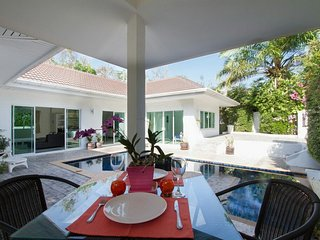 Private Pool Villa 4 bedrooms Green area - Chalong Bay vacation rentals