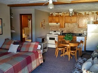 Aspen West #3S - Main Street Studio, Full Kitchen, WiFi, Satellite TV - Red River vacation rentals