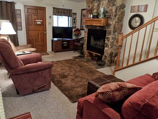 Valley Condos #102 - WiFi, Community Hot Tubs, Playground Creek - Red River vacation rentals