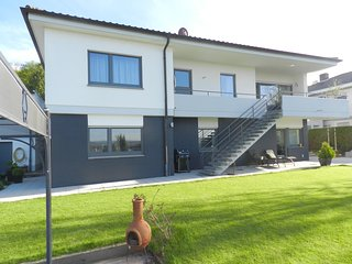 Komfortable-2-ZK(TL)B,Terrasse, Panoramablick - Bad Kreuznach vacation rentals
