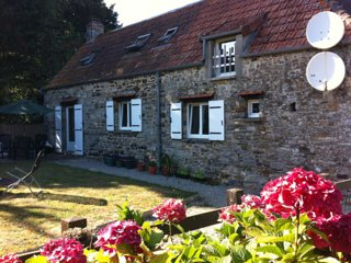 La Bergerie, country cottage, Normandy - Denneville vacation rentals