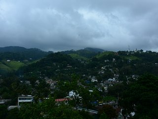 Romantic 1 bedroom Kandy Bed and Breakfast with Mountain Views - Kandy vacation rentals