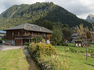 Alpine chalet , catered, B&B and self catered - Montriond vacation rentals