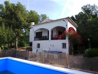 Private Villa with pool in Valencian Countryside - Naquera vacation rentals
