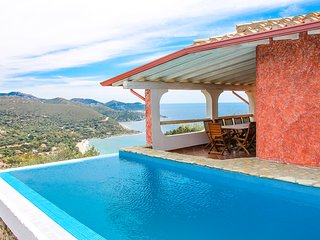 Villa Corallia - Luxury Villa with stunning view - Torre delle Stelle vacation rentals
