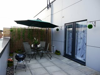Penthouse Apartment   Outdoor Terrace   Sleeps 4-6 - Manchester vacation rentals