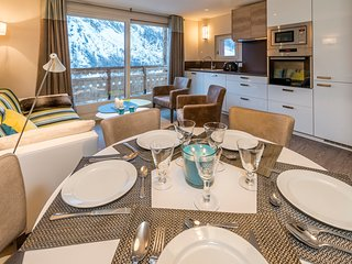 3 bedroom Apartment with Internet Access in Val-d'Isère - Val-d'Isère vacation rentals
