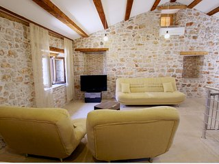 Modern Attic Studio with Stone Walls - Rovinj vacation rentals
